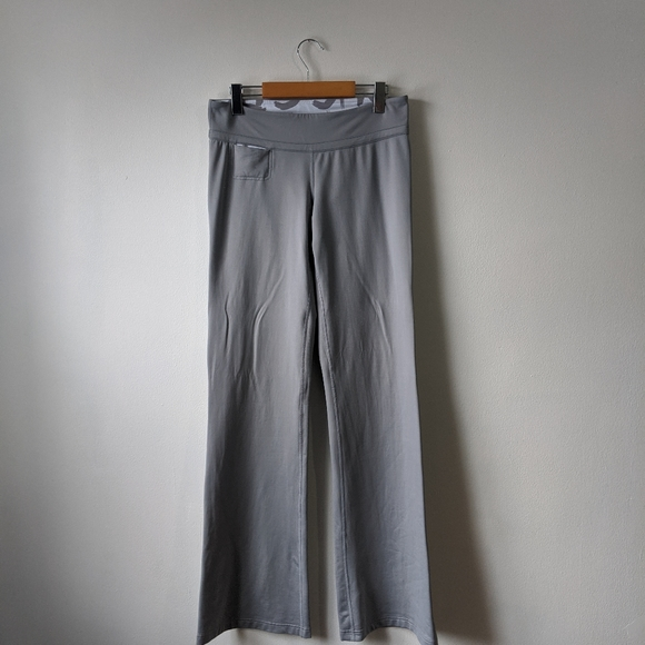 Lululemon Grey Full Length Pants